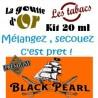 BLACK PEARL - KITS 20 ML