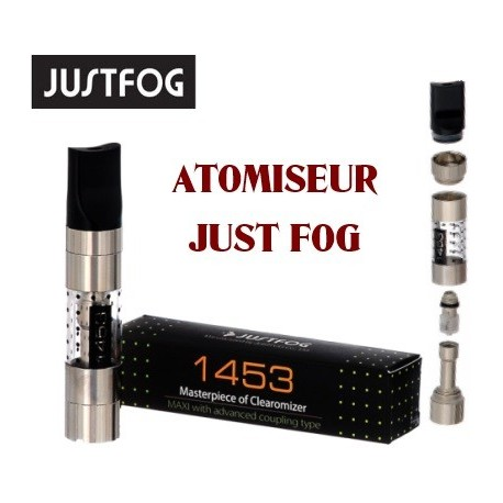 ATOMISEUR JUST FOG