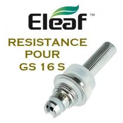 RESISTANCE POUR GS 16 S E LEAF