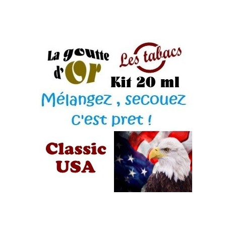 CLASSIC USA - KITS 20 ML