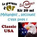 CLASSIC USA - KITS 20 ML