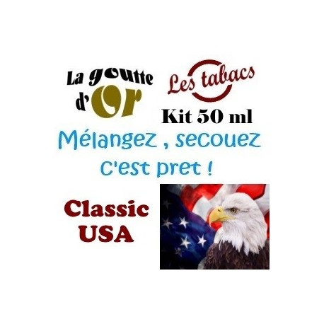 CLASSIC USA - KITS 50 ML