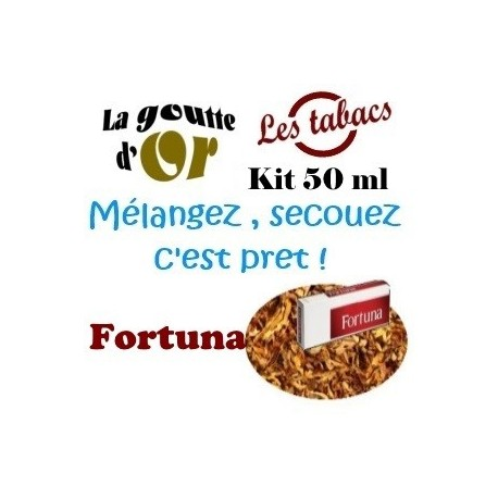 FORTUNA - KITS 50 ML