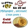 GOLD DUCAT - KITS 20 ML