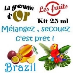 BRAZIL - KIT 25 ML