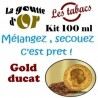 GOLD DUCAT - KITS 100 ML