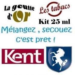 KENT - KIT 25 ML