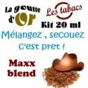 MAXX BLEND - KITS 20 ML