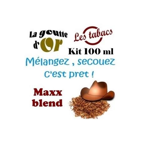 MAXX BLEND - KITS 100 ML