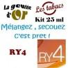 RY4 - KIT 25 ML
