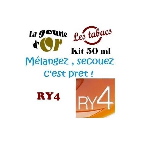 RY4 - KITS 50 ML