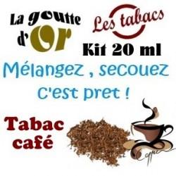 TABAC CAFE - KITS 20 ML