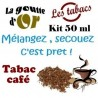 TABAC CAFE - KITS 50 ML