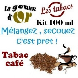 TABAC CAFE - KITS 100 ML