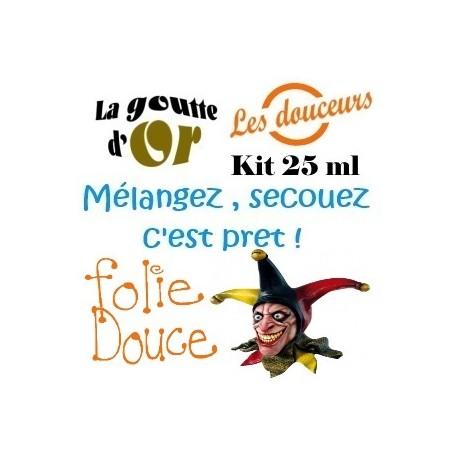 FOLIE DOUCE - KIT 25 ML