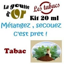 TABAC - KITS 20 ML