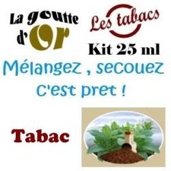 TABAC - KIT 25 ML