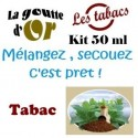 TABAC -  KITS 50 ML