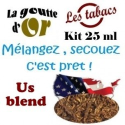 US BLEND - KIT 25 ML