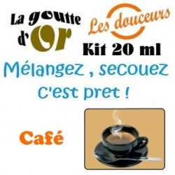 CAFE - KITS 20 ML