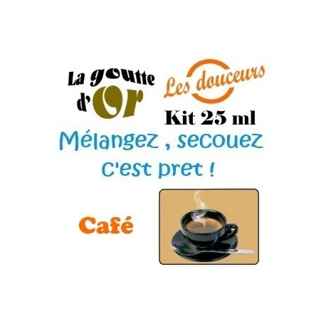 CAFE - KIT 25 ML
