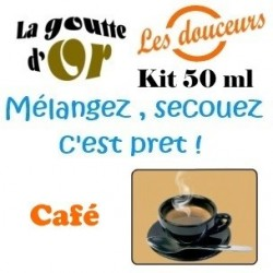 CAFE - KITS 50 ML