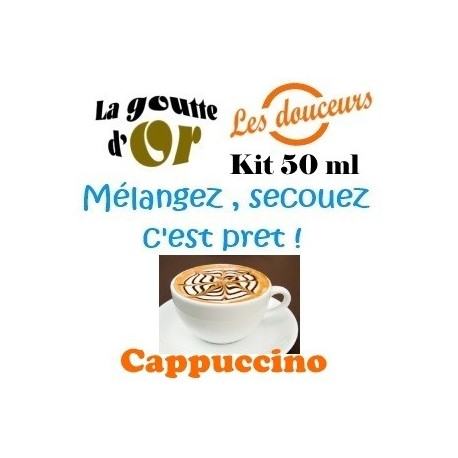 CAPPUCCINO - KITS 50 ML