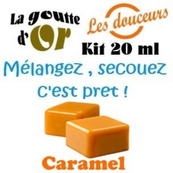 CARAMEL - KITS 20 ML