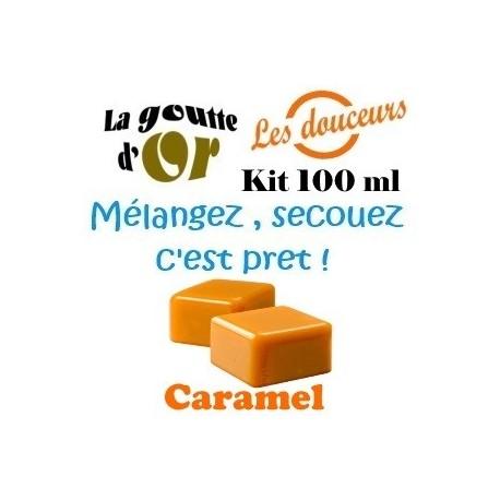CARAMEL - KITS 100 ML