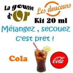 COLA - KITS 20 ML