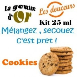 COOKIES - KIT 25 ML