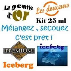 ICEBERG - KIT 25 ML