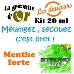 MENTHE FORTE - KITS 20 ML