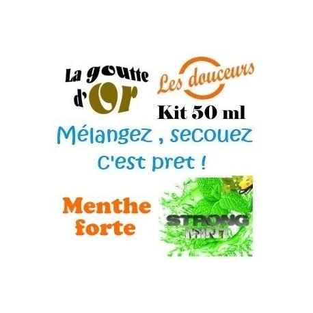 MENTHE FORTE - KITS 50 ML
