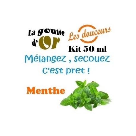 MENTHE - KITS 50 ML