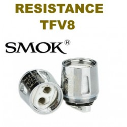 RESISTANCE TFV8