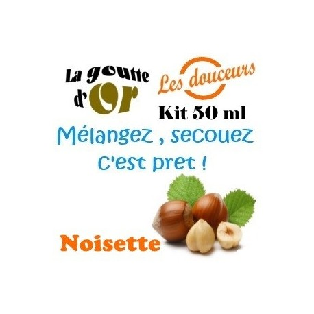 NOISETTE - KITS 50 ML