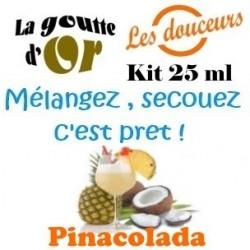 PINACOLADA - KIT 25 ML