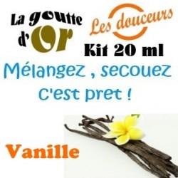 VANILLE - KITS 20 ML