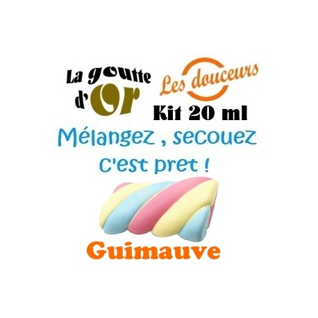 GUIMAUVE - KITS 20 ML