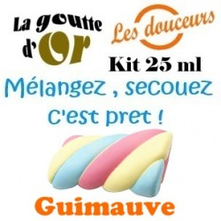 GUIMAUVE - KIT 25 ML