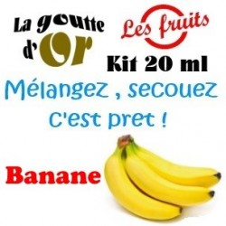BANANE - KITS 20 ML