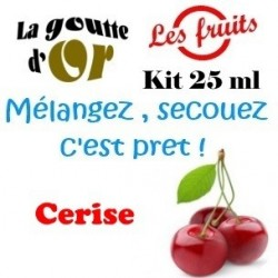 CERISE - KIT 25 ML