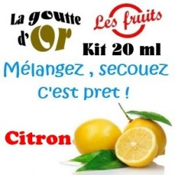 CITRON - KITS 20 ML