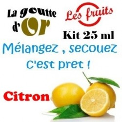 CITRON - KIT 25 ML