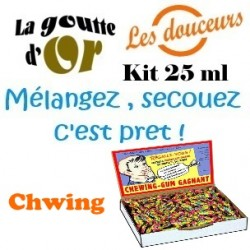 CHWING - KIT 25 ML