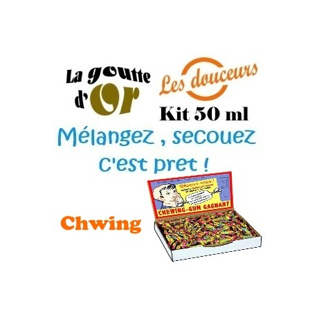 CHWING - KITS 50 ML
