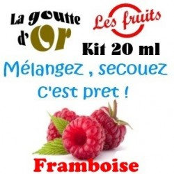 FRAMBOISE - KITS 20 ML