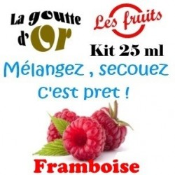 FRAMBOISE - KIT 25 ML