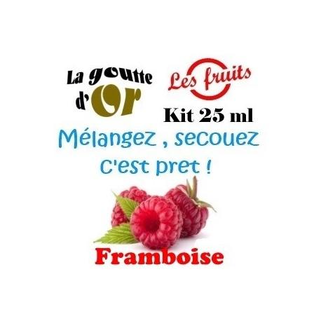 FRAMBOISE - KIT 25 ML